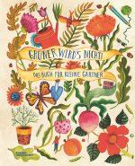 Cover vom Buch'Himbeer liest, hört, sieht … im Garten'