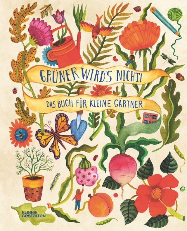 Garten Natur Cover