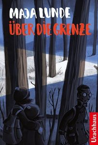 Cover Über die Grenze