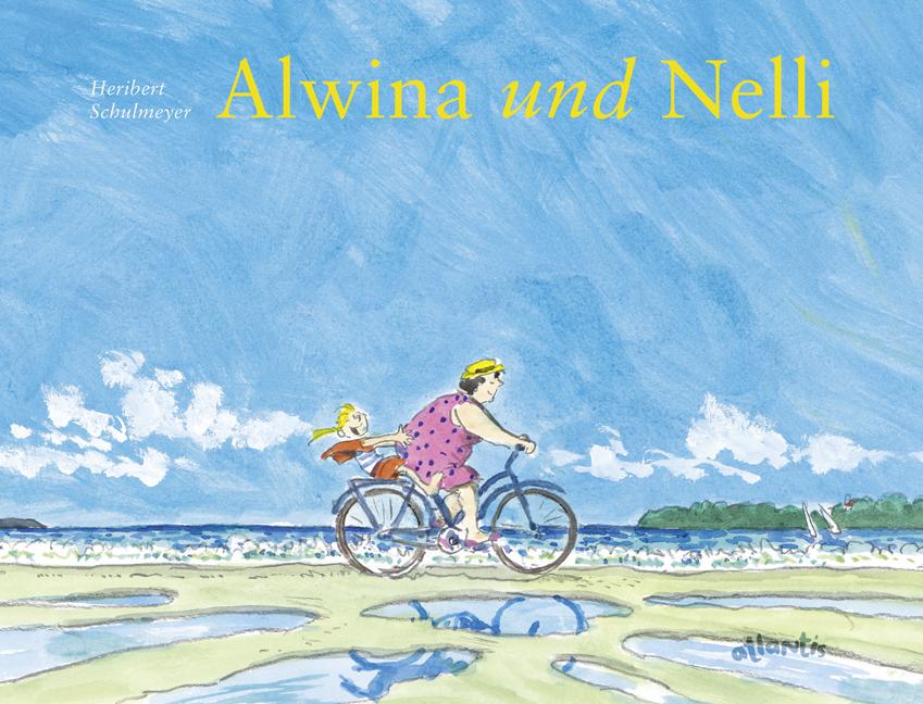 Cover Alwina und Nelli
