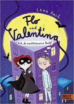 Cover vom Buch'Flo und Valentina: Die Autorin Lena Hach über ihre Vampirgeschichte'