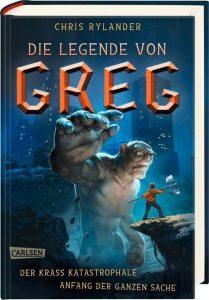 Cover Die Legende von Greg