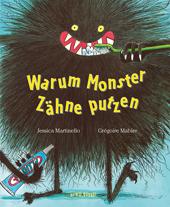 Cover Warum Monster Zähne putzen