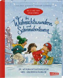 Cover Weihnachtstitel Buchhandlung
