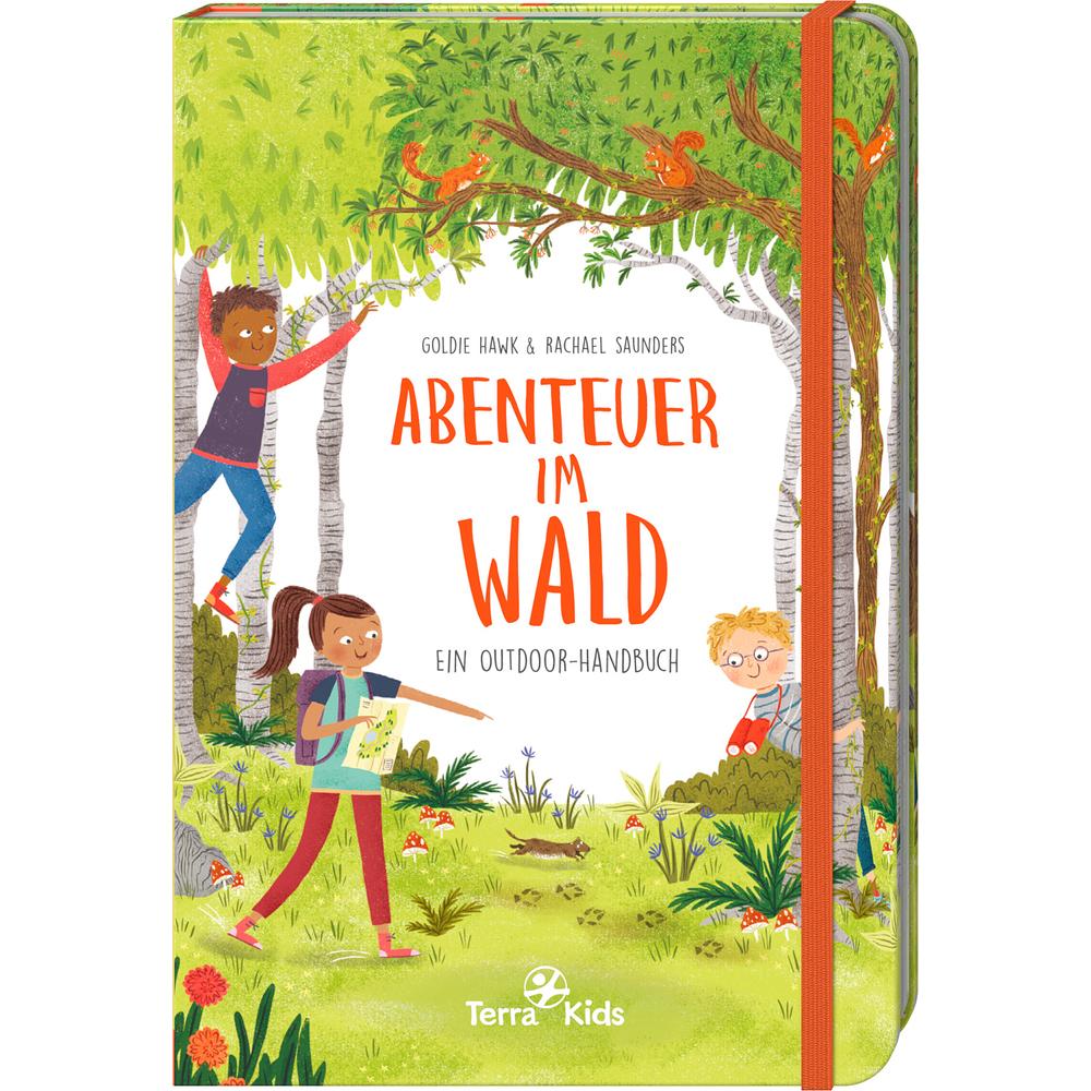 Cover Terra Kids – Abenteuer im Wald