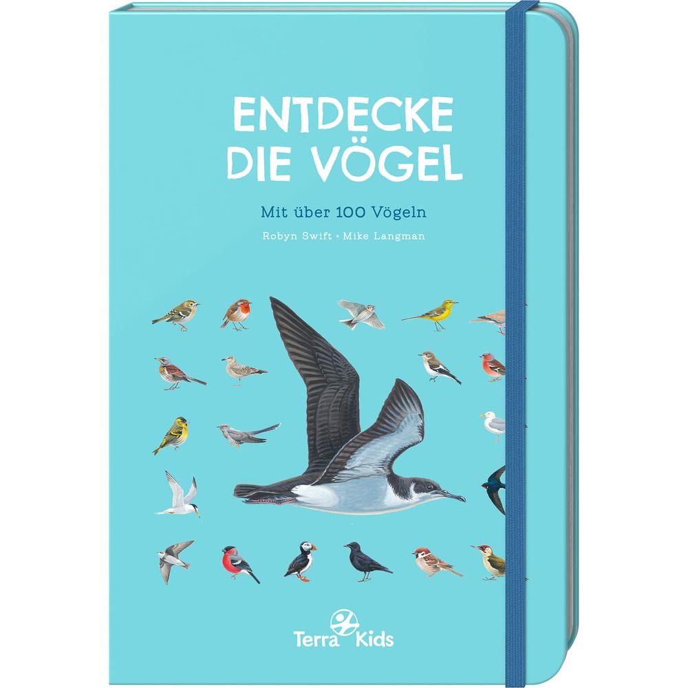Cover Terra Kids – Entdecke die Vögel