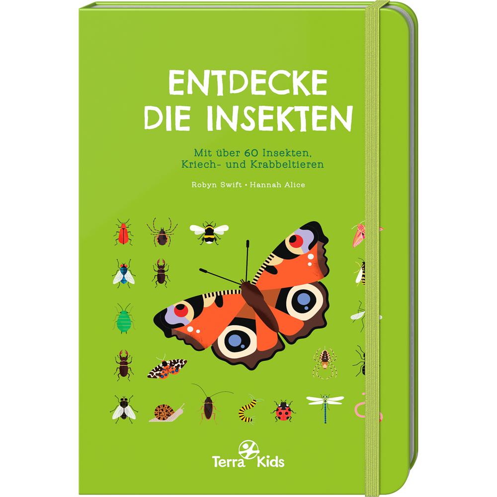 Cover Terra Kids – Entdecke die Insekten