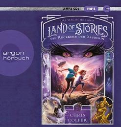 Cover Land of Stories - Das magische Land 2: Die Rückkehr der Zauberin