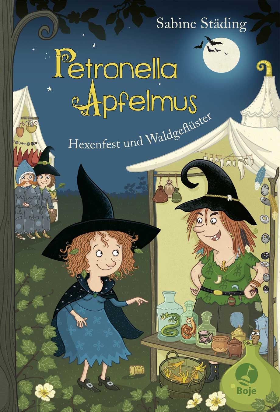 Cover Petronella Apfelmus: Hexenfest und Waldgeflüster