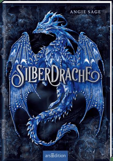 Cover vom Buch'Silberdrache – eine neue Fantasy-Reihe'