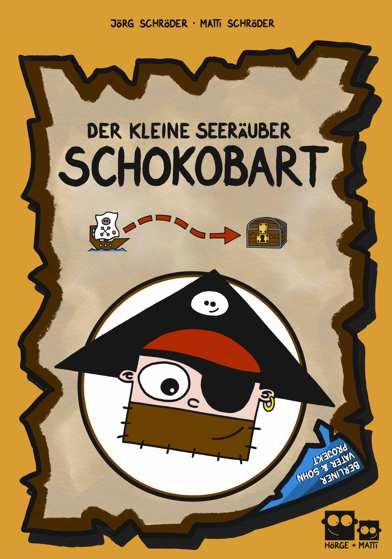 Cover Der Kleine Seeräuber Schokobart