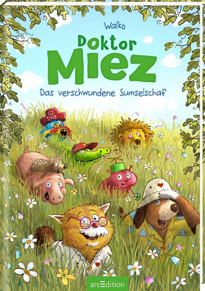 Cover Doktor Miez: Das verschwundene Sumselschaf