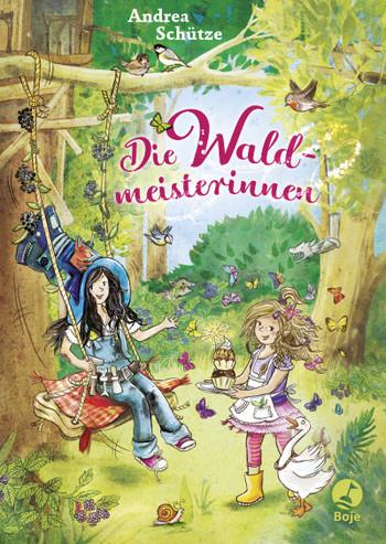 Cover vom Buch'Willkommen bei den Waldmeisterinnen!'