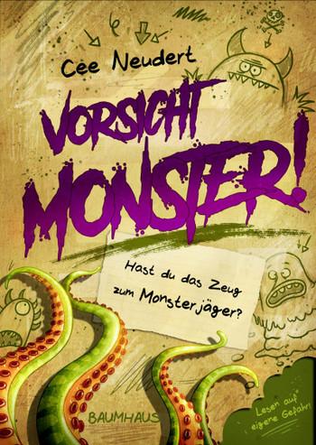 Cover Vorsicht Monster!