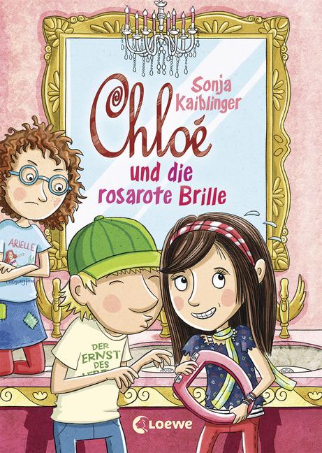 Cover vom Buch'Smillas Buchtipp: Chloé und die rosarote Brille'