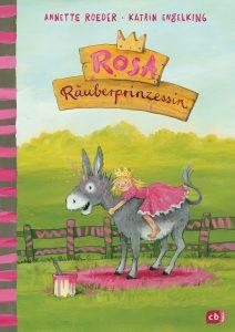 Bewegung, Rosa Räuberprinzessin, Vorlesetag