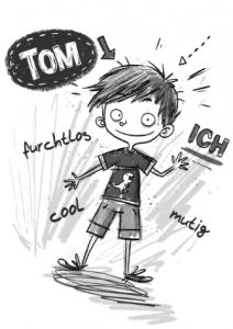 Vorsicht Monster, Tom