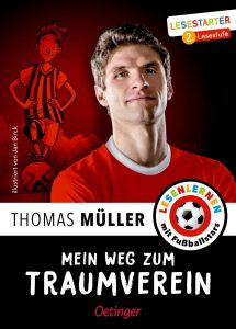 Bewegung, Vorlesetag, Thomas Müller