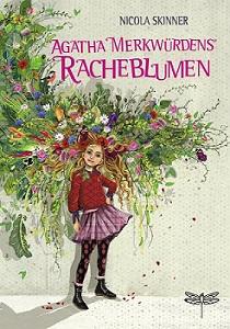 Cover Agatha Merkwürdens Racheblumen