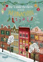 Cover vom Buch'Die Vanderbeekers retten Weihnachten'