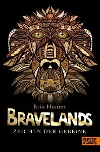 Cover Bravelands - Zeichen der Gebeine