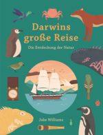 Cover vom Buch'Zur Entdeckung der Arten: Darwins große Reise'
