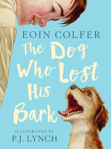 Cover The Dog Who Lost His Bark
