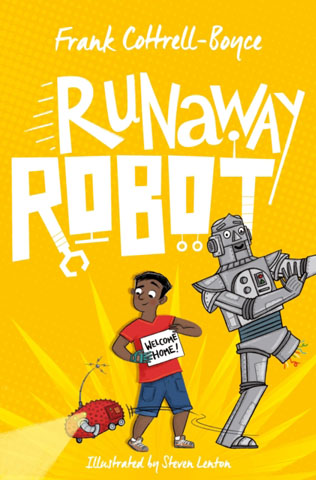 Cover Runaway Robot