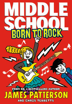 Cover Middle School - Born to Rock