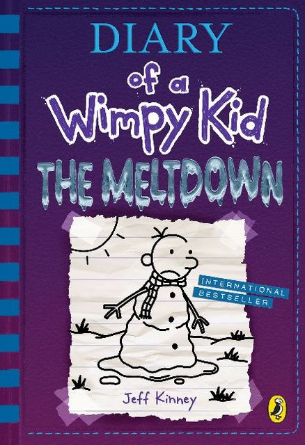 Cover Diary of a Wimpy Kid - The Meltdown