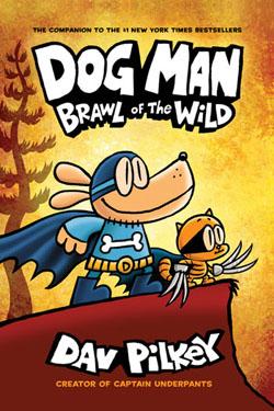 Cover Dog Man - Brawl of the Wild