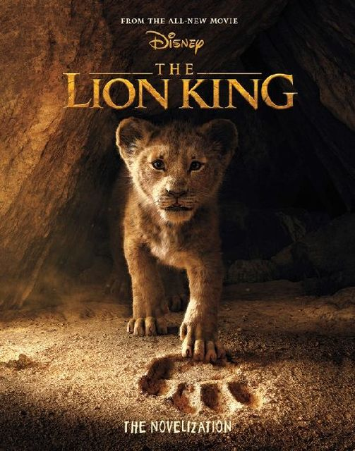 Cover Disney The Lion King (Film Tie-In)