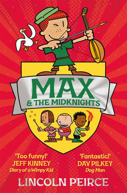 Cover Max & the Midknights