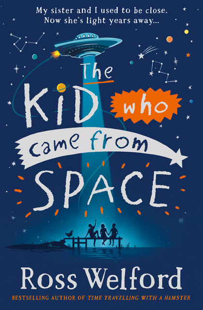 Cover The Kid Who Came From Space