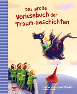 Cover Das große Vorlesebuch der Traum-Geschichten