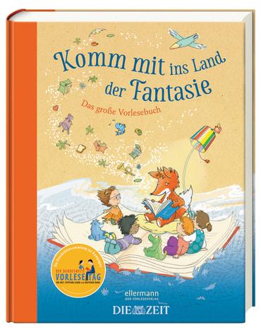 Cover Komm mit ins Land der Fantasie