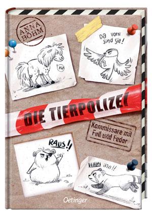 Cover Die Tierpolizei 1