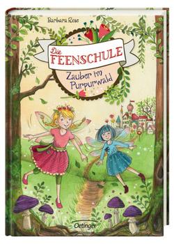 Cover Die Feenschule