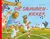 Cover Die Savannenkicker