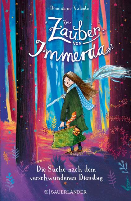Cover Der Zauber von Immerda