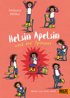 Cover Helsin Apelsin und der Spinner