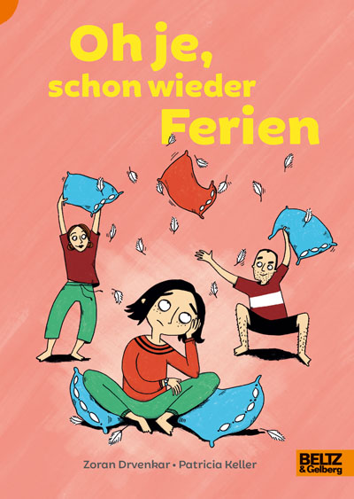 Cover Oh je, schon wieder Ferien