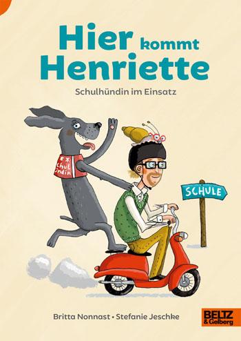 Cover Hier kommt Henriette
