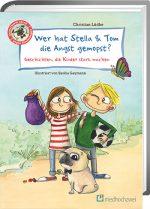 Cover vom Buch'Wer hat Stella und Tom die Angst gemopst?'