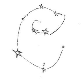 Sterne im Kopf