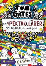 Cover vom Buch'Ein spektakulärer Schulausflug mit Tom Gates'