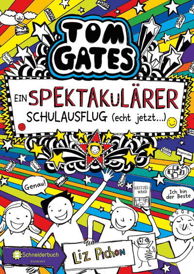 Cover Tom Gates