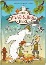 Cover vom Buch'Krimis zum Lesenüben: Die Schule der magischen Tiere ermittelt'