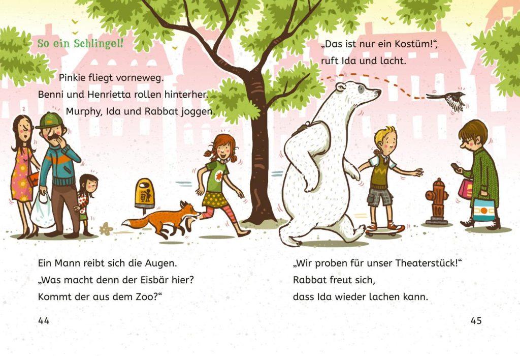 Die Schule der magischen Tiere ermittelt