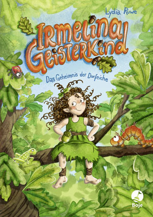 Cover Irmelina Geisterkind